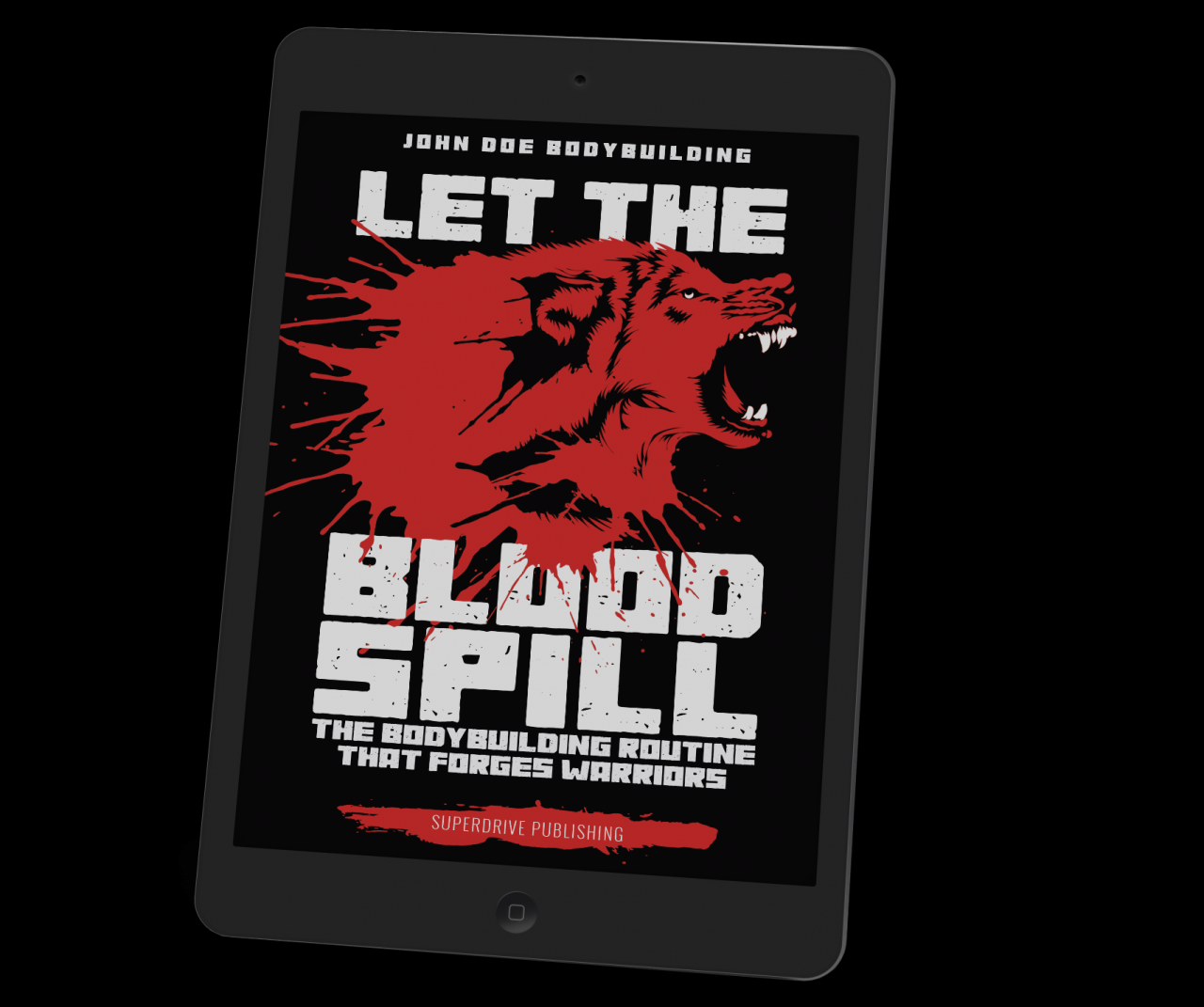 Let The Blood Spill on iPad